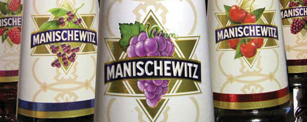 manischewitz illustration